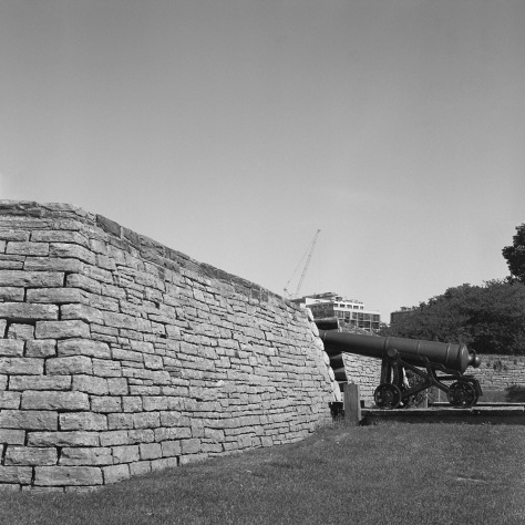 Fort York Wall