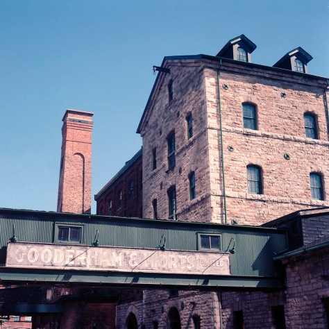 Gooderham & Worts Distillery