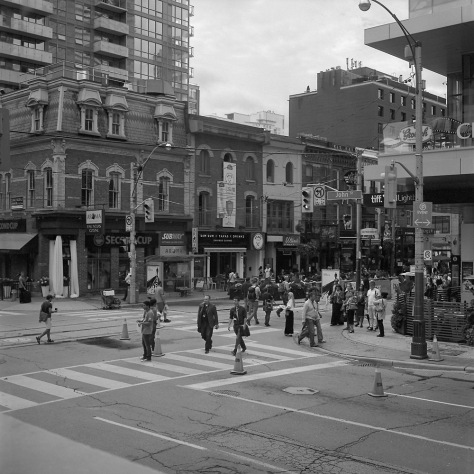 King & John Streets