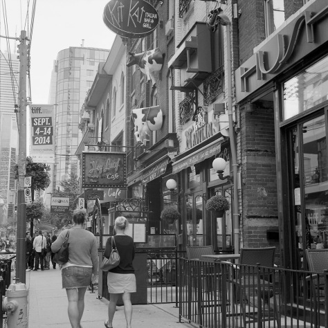 King Street TIFF Eateries