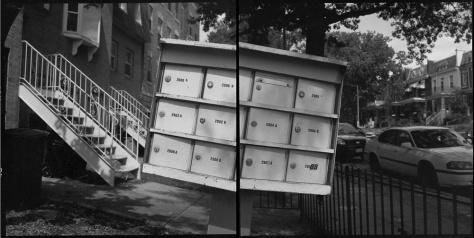 Mailbox Diptych