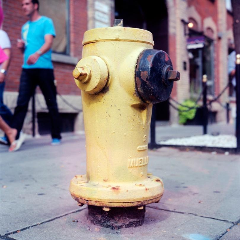 Mueller Hydrant, Toronto