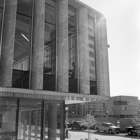 Reading, Toronto Library