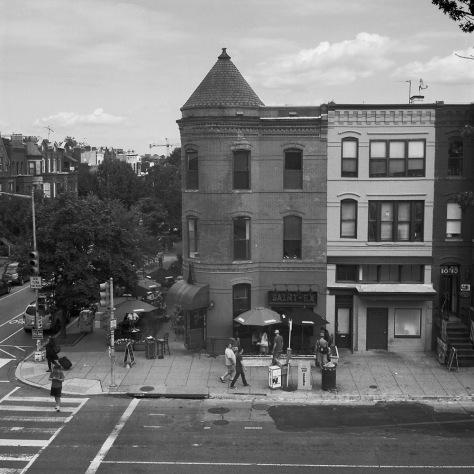 SaintEx, 14th Street, from above