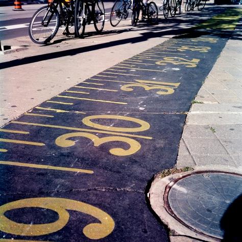 Sidewalk Tape Measure