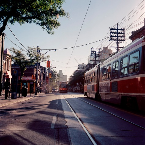 Streetcars, Morning Light