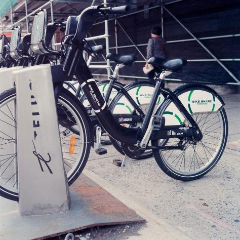 Toronto Bikeshare