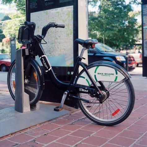 Toronto BikeShare, Solo