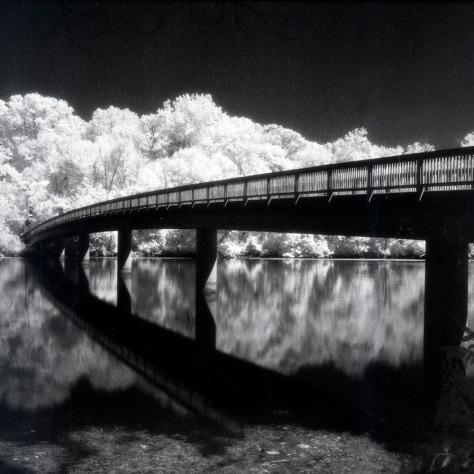Bridge to Teddy Roosevelt Island