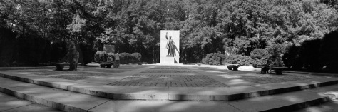 Teddy Roosevelt Monument