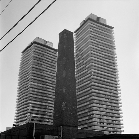 Two Towers, Toronto