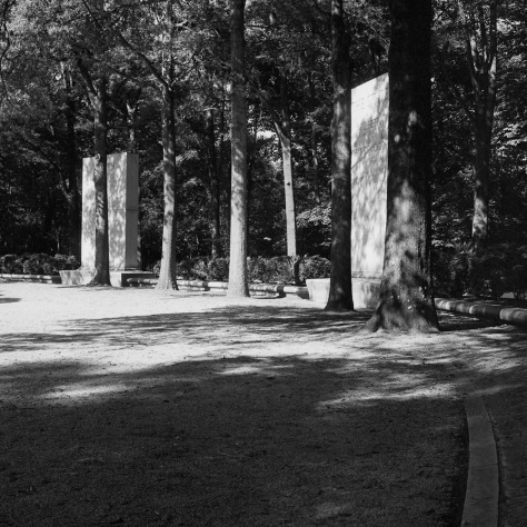 Monoliths, Roosevelt Monument