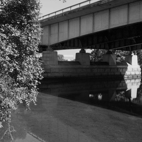 Route 50 Bridge, Lincoln Memorial