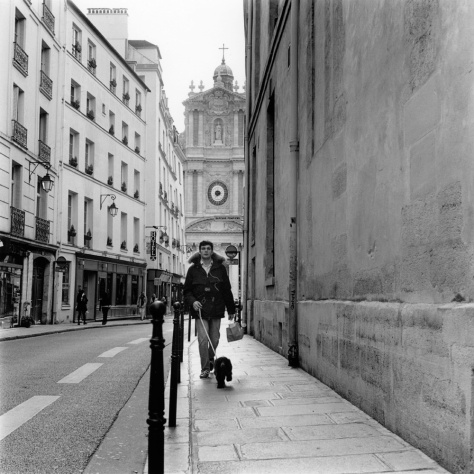 Dog Walk, Rue Sevigny, Paris
