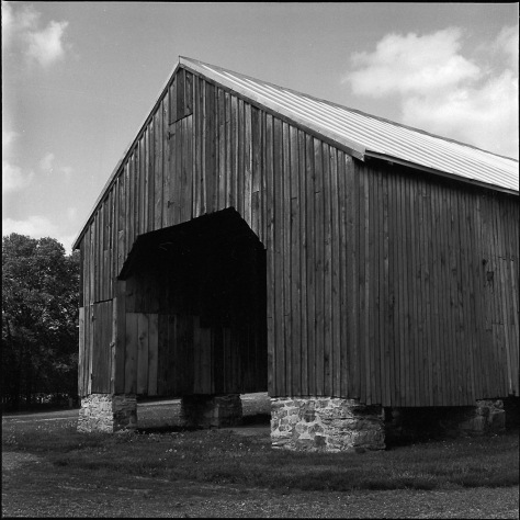 Best Farm Corn Crib End