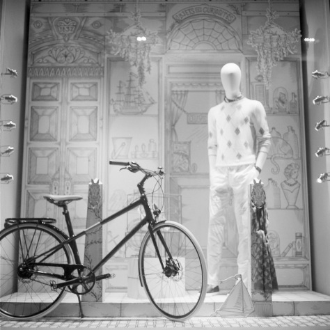 Bike, Hermes Window