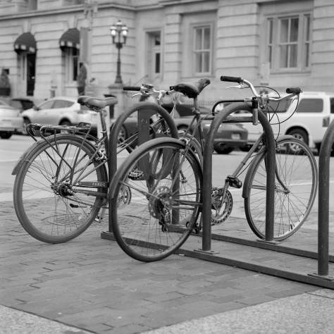 Bikes, National Portrait Gallery
