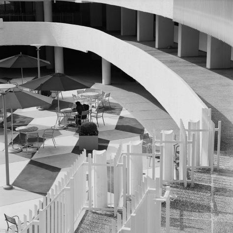 Watergate Courtyard