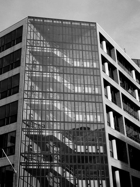 Glass Staircase, GW