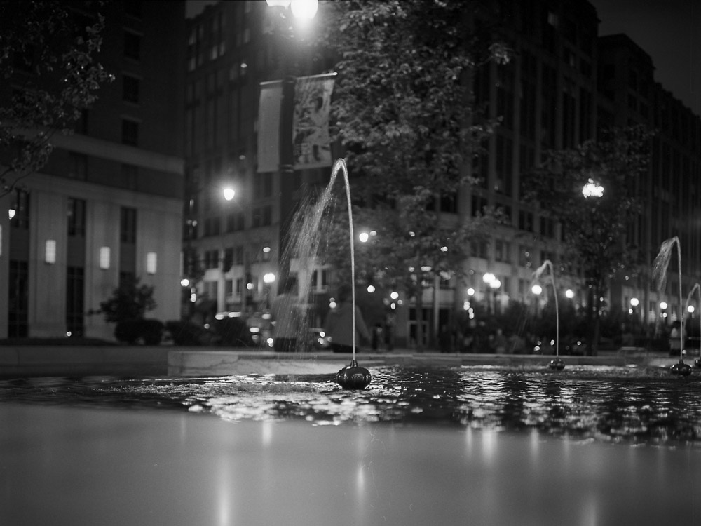 New York Avenue Fountain