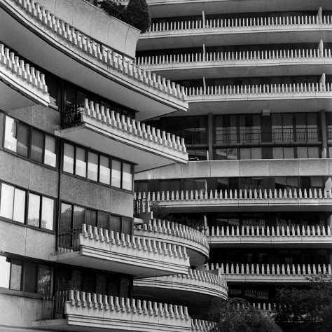 Watergate Balconies