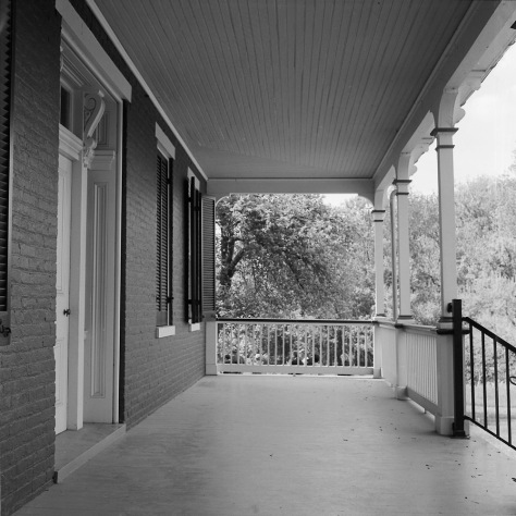 Worthington House Front Porch