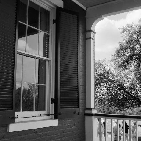 Worthington House Front Window