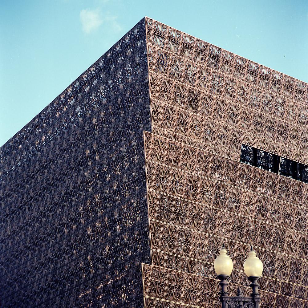 African-American History Museum, Lamp