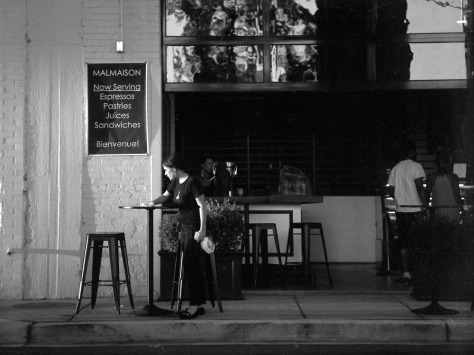 Cafe Malmaison, Under The Whitehurst