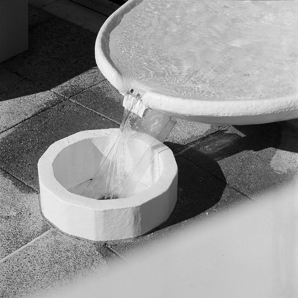 Fountain, Hole, Watergate
