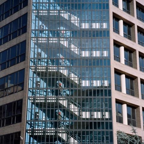 Glass Stairwell, GW