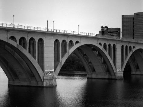 Key Bridge, Twilight