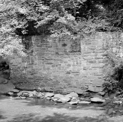 Mill Foundations, Rock Creek