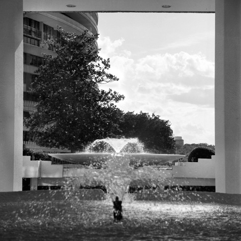 Twin Fountains, Watergate