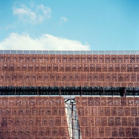African-American Museum, Sky