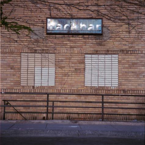 Backbar 930 Club Sign