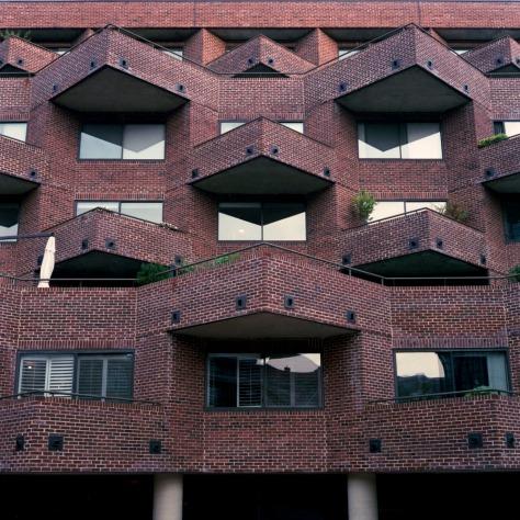 Balconies, Georgetown