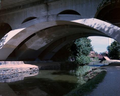 Canal, Under Key Bridge