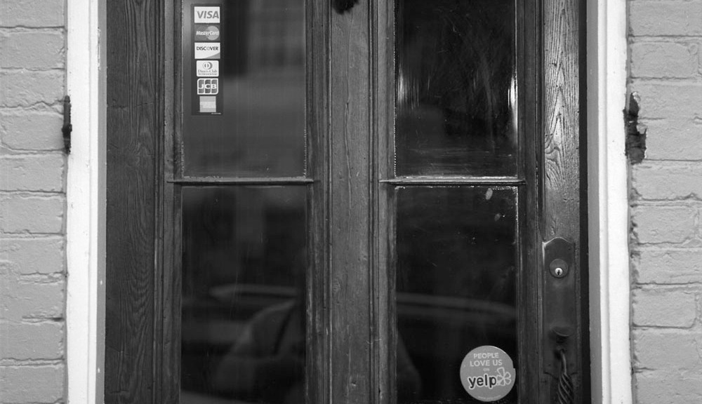 Door-knocker, Georgetown