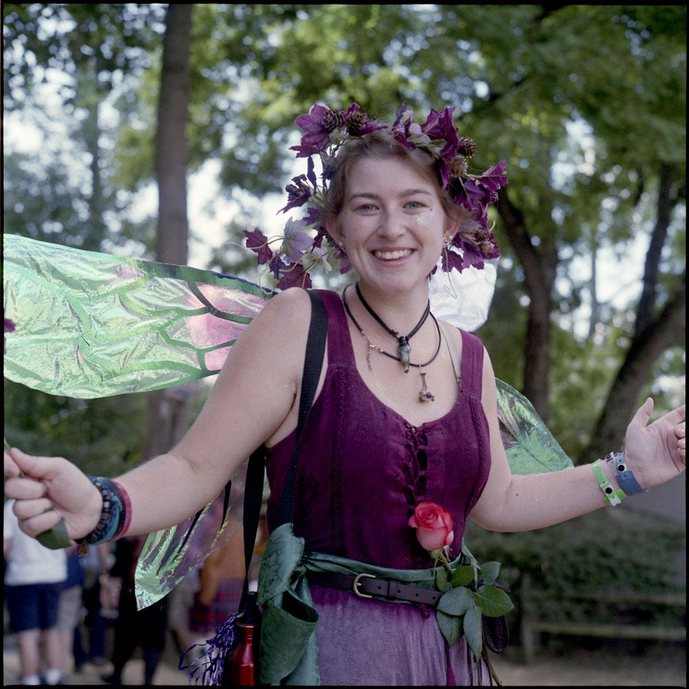 RennFest Fairy Girl