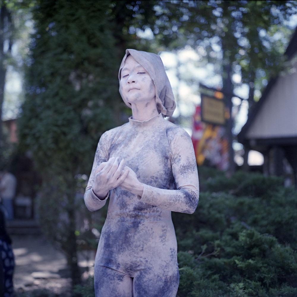 RennFest Living Statue