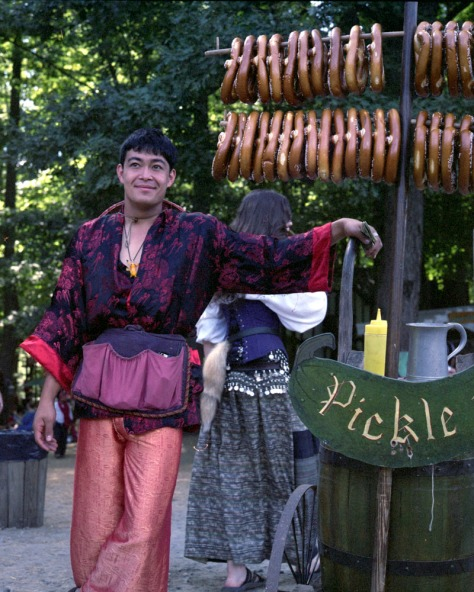 RennFest Pickle Boy