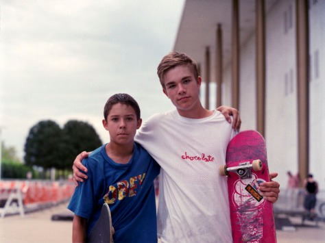 Skate Buddies, Kennedy Center