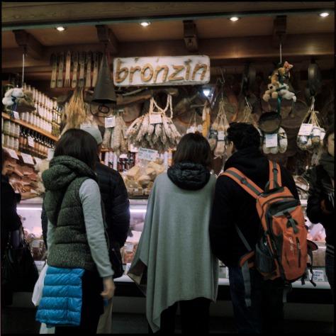 Bronzin, Mercato Centrale