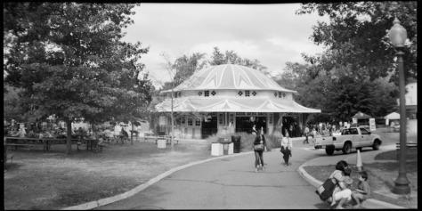 Glen Echo Carousel