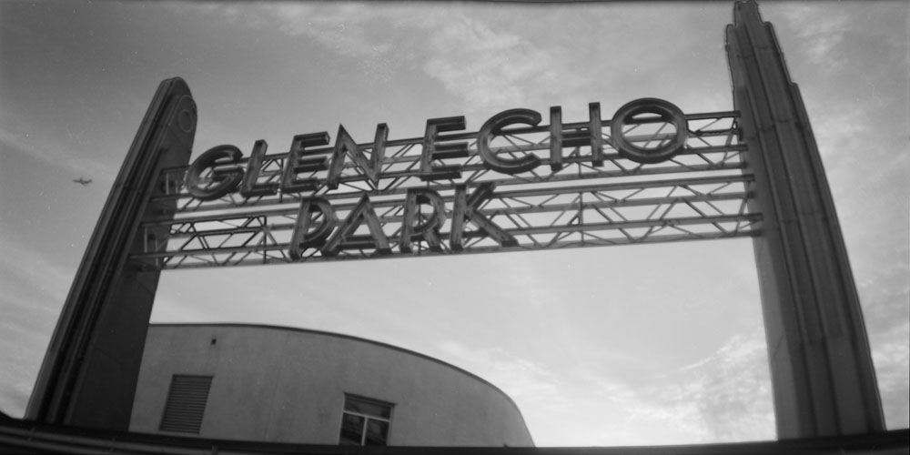 Glen Echo Park Sign
