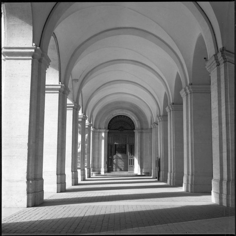 Arcade, Barberini Palace