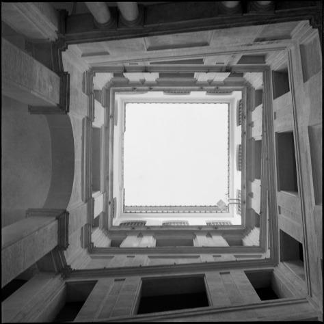 Bernini Staircase, Palazzo Barberini