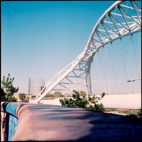 Bridge, Gazometro, Garbatella