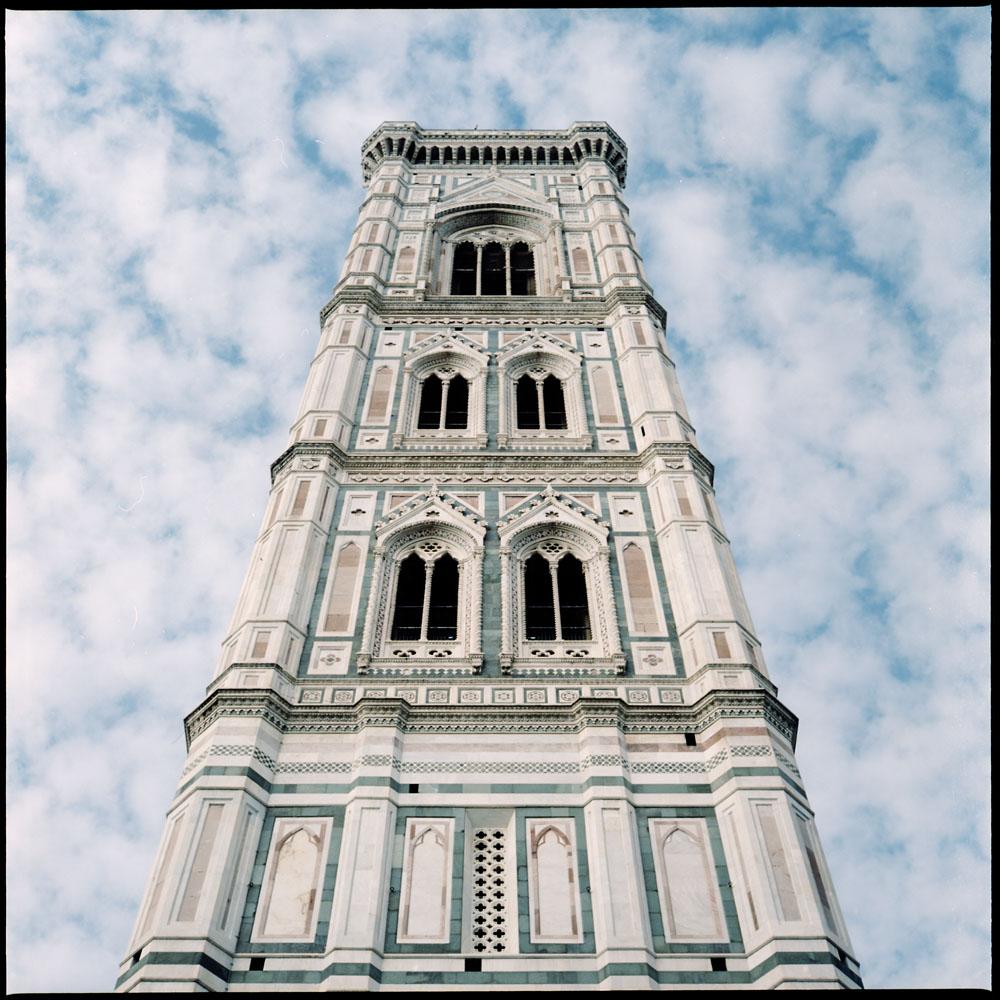 Campanile di Giotto, Florence